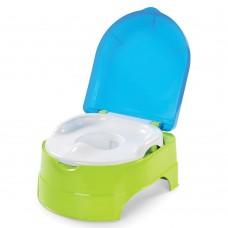 Nočník My Fun (modrá/zelená)