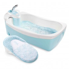 Lil' Luxuries® Whirlpool, Bubbling Spa & Shower (Blue)