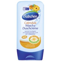 Bübchen Měsíčkový mycí a sprchový krém (300 ml)