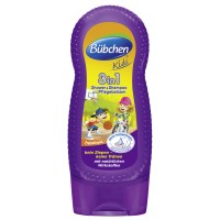 Bübchen Kids sprchový gel 3v1 (230 ml)