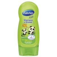 Bübchen Kids šampon a sprchový gel - bambo panda (230 ml)