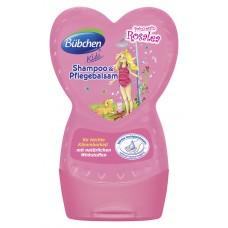Bübchen Kids šampon a kondcionér Růženka (230 ml)