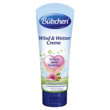 Protective cream in bad weather Bübchen 75 ml