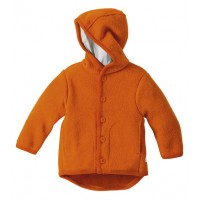 Bundička / kabátek s kapuci DISANA