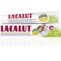 Lacalut zubní pasta dětská 4-8let (50ml)