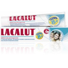 Lacalut zubní pasta pro mládež 8+ 50ml