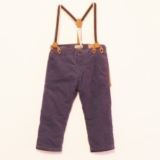 Trousers warm with shoulder straps Mayoral, Spain