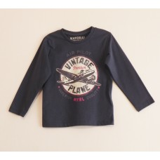Long-sleeve shirt (2 pcs in a set)