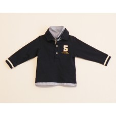 Long-sleeve Polo shirt Mayoral, Spain