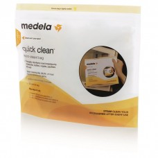 Quick Clean - Sterilizační sáčky do mikrovlnné trouby