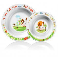 Avent 2 bowl set from 6 months