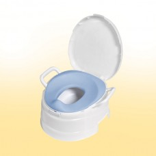 4-in1 Soft Seat Toilet Trainer and Step Stool PRIMO
