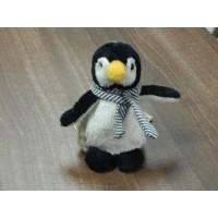 BK JULIUS tučňák se šálou