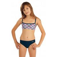 Dvoudílné dívčí plavky