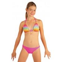 Dívčí dvoudílné plavky