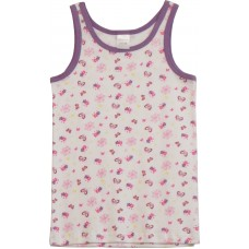 Undershirts for girls (2 pcs) Schiesser