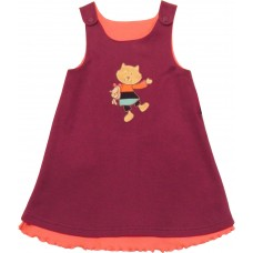 Apron dress two-sides Sigikid, Germany for girls