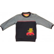 Long sleeve T-shirt two-sides Sigikid, Germany