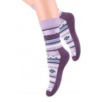 Ponožky, polofrote 008-020